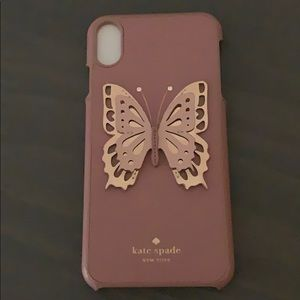 IPhone XS Max Kate Spade case